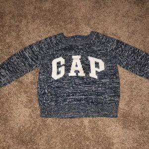 Baby boy Gap sweater.